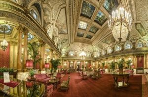 Five star Grand Hotel Plaza Rome