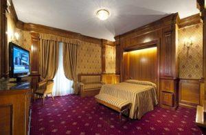 room Ambasciatori Palace Rome