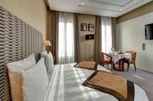 room Grand Hotel Via Veneto