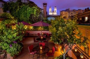 The Inn at Spanish Steps in Rome